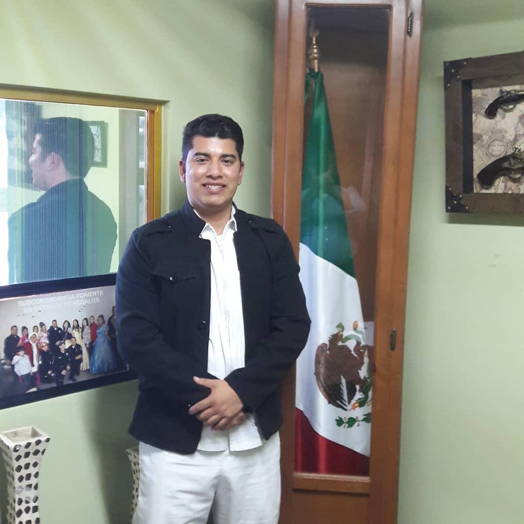 Angel Palomares Medina