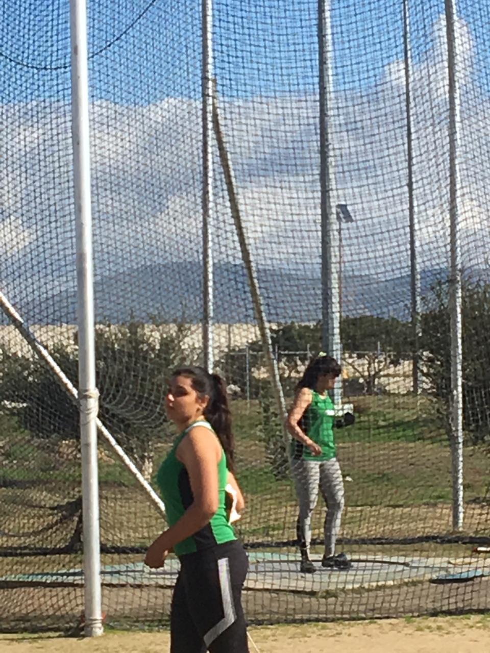 Paraescolar de atletismo