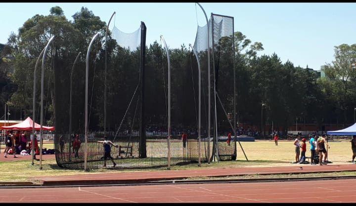 Reporte del paraescolar de atletismo 16 de Septiembre