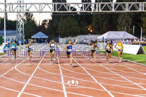 Atletas de 16 de Septiembre ganan medallas representado a Baja California en olimpiada.