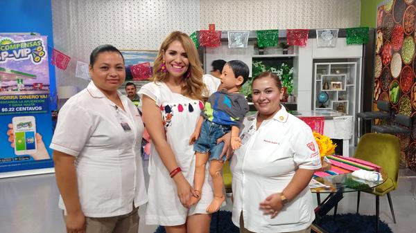 Brindan enfermeras información sobre cómo cuidar las quemaduras en niños