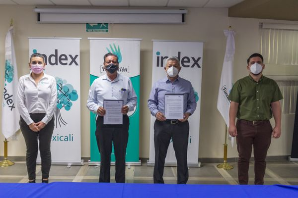 Brindaremos  becas educativas para empresas de INDEX Mexicali